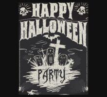 Happy Halloween Party by aurielaki