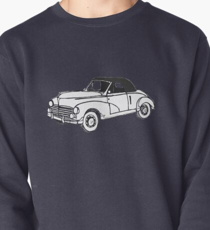 203 cabriolet Vintage Pullover