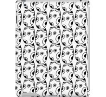 Hanndrawn ink abstract figure iPad Case/Skin
