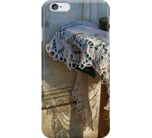 Shadows and Lace iPhone Case/Skin