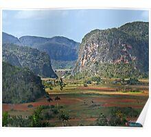 Valle de Viñales Poster
