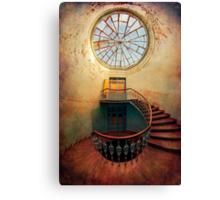Big round window Canvas Print