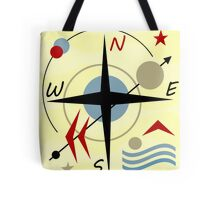 Compass 3 Tote Bag