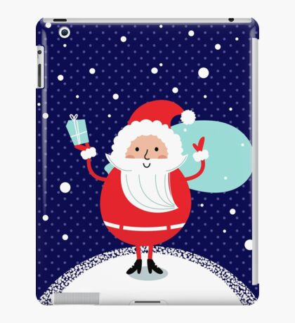 New in shop : Stylish vintage artwork / St. Nicolaus iPad Case/Skin