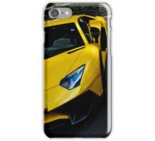 Lamborghini Aventador LP750-4 SuperVeloce iPhone Case/Skin