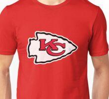 kansas city chiefs club Unisex T-Shirt