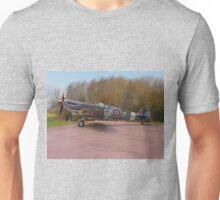 Supermarine Spitfire MJ730 Unisex T-Shirt