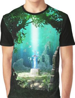 zelda of the power  Graphic T-Shirt
