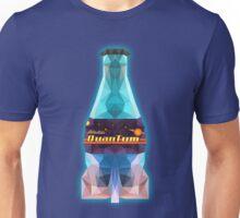 Low Polygon Nuka-Cola Quantum Unisex T-Shirt