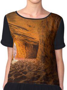 Kanab Sand Caves Chiffon Top