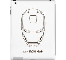 Iron Man Vector iPad Case/Skin