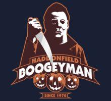 Haddonfield Boogeyman by samRAW08