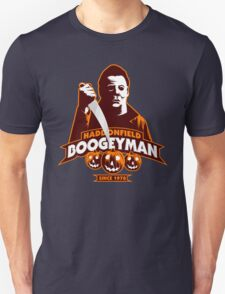 Haddonfield Boogeyman Halloween T-shirt for Adults