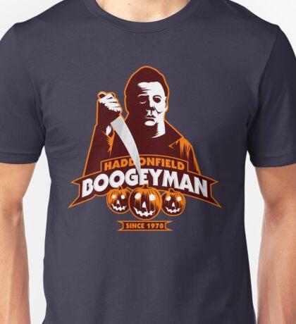 Haddonfield Boogeyman Unisex T-Shirt