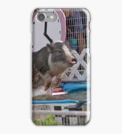 Flying Pig iPhone Case/Skin
