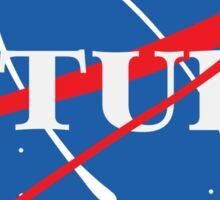 NASA Stud Sticker