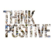 Think positive! II Photographic Print