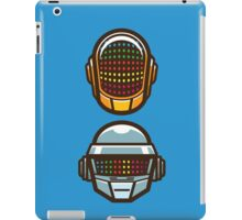 Daft Vectors! iPad Case/Skin