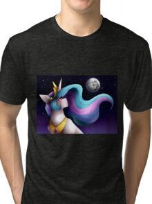 Lullaby For A Princess Tri-blend T-Shirt