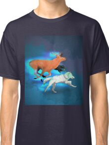 Wormtail, Padfoot, Moony and Prongs Classic T-Shirt