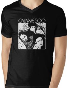 Galaxie 500 Slowcore Dream Pop Band Mens V-Neck T-Shirt