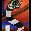 The Majestic Sandworms of Titan by merrypranxter