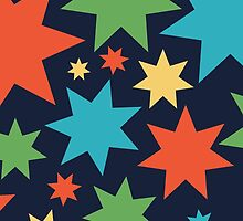 Stars pattern by ev1lcat