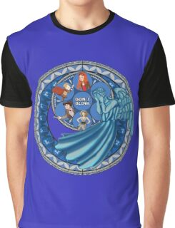 Kingdom Hearts Doctor Who Crossover Graphic T-Shirt