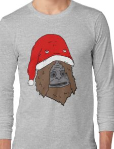 Sassy and the Bucket Hat - Christmas Edition Long Sleeve T-Shirt