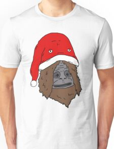 Sassy and the Bucket Hat - Christmas Edition Unisex T-Shirt