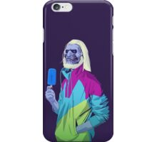GAME OF THRONES 80/90s ERA CHARACTERS - White Walker iPhone Case/Skin