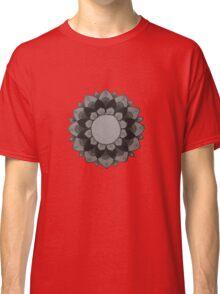 Shaded Mandala Classic T-Shirt