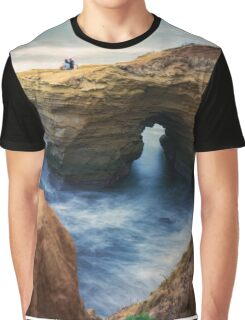 Sunset Cliffs, San Diego, CA. Graphic T-Shirt