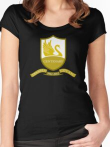 Swansea City Women's Fitted Scoop T-Shirt