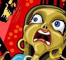 Halloween Party by aurielaki