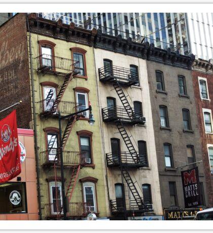 OLD STYLE NEW YORK Sticker