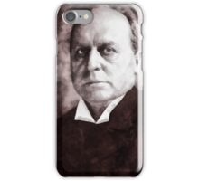 Henry James, Author iPhone Case/Skin