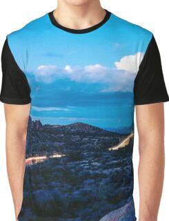 Joshua Tree - Night Graphic T-Shirt