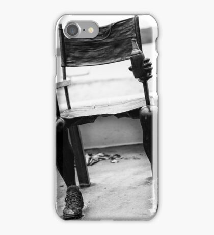 His Throne iPhone Case/Skin