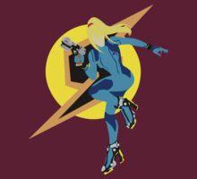 Super Smash Bros Zero Suit Samus by Dalyz