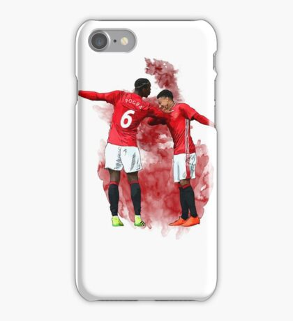 Pogba and Lingard DAB iPhone Case/Skin