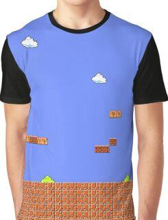 Mushroom Kingdom Graphic T-Shirt