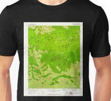 USGS TOPO Map California CA Waterman Mtn 301240 1959 24000 geo Unisex T-Shirt