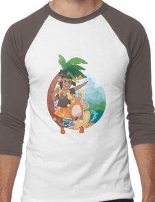Hau Men's Baseball ¾ T-Shirt