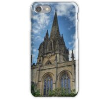 University Church of St. Mary the Virgin iPhone Case/Skin
