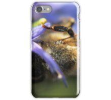 Hide and seek bee iPhone Case/Skin