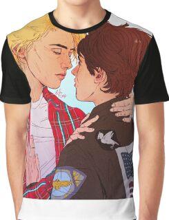 i like you Graphic T-Shirt