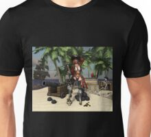 Piratress  Unisex T-Shirt