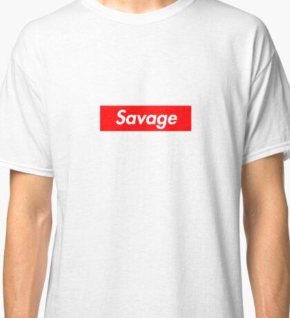 Savage x Supreme Classic T-Shirt