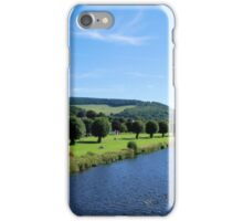 Peebles Scotland iPhone Case/Skin